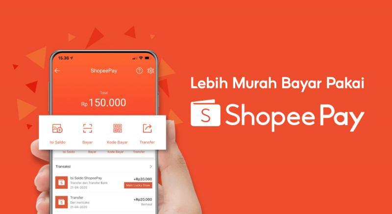 Shopeepay Aktif