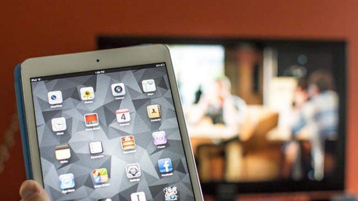 Menyambungkan HP Vivo ke TV